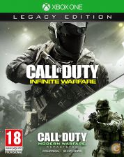 Call of Duty Infinite Warfare Legacy Edition XBOX ONE NOVO