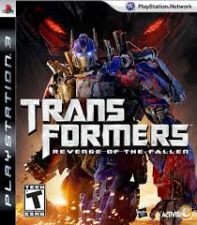 [PS3] Transformers Revenge of The Fallen [PlayStation 3]