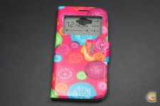 Capa Alcatel OT Pop C7 Flip Cover Patterns *Entrega em 24h!