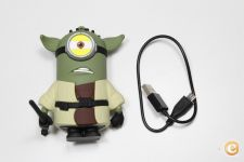 Power Bank 1xUSB 5600mAh Yoda Star Wars *Entrega em 24h!