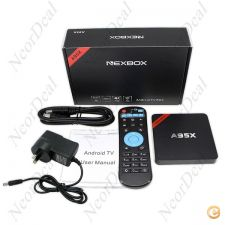 TVBOX A95X S905X 2GB+8GB Android 6.0 Kodi16.1 2.4GWiFi