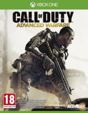 CALL OF DUTY ADVANCED WARFARE - XBOX ONE EM STOCK