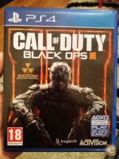 Troca Call of Duty BLACK OPS III 3 PS4 playsttaion 4
