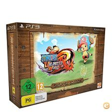 PS3 - One Piece Unlimited World Red Chopper Collectors Ed.