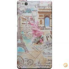 Capa paris places para Huawei P9 Lite