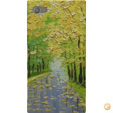 Capa Colorful Trees Landscape para Sony Xperia Z5 Compact