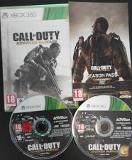 Call of Duty Advanced Warfare - Como novo - XBOX 360