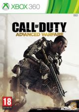 Call of Duty Advanced Warfare NOVO Xbox 360