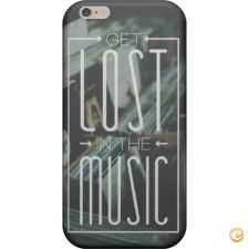 Capa Get lost in the music para iPhone 7