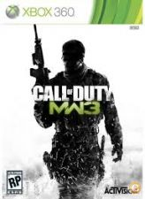 Call of Duty MW3 + Need for Speed the Run XBox 360-TB TROCO