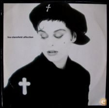 LISA STANSFIELD. AFFECTION. LP.