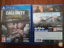 Call of Duty WWII WW2 PS4 NOVO EM STOCK