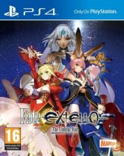Fate/Extella The Umbral Star NOVO PS4