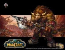 Tapete ComPad World of Warcraft Burning Crusade Horde