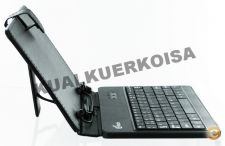 "Capa Tablet de 9,7""com teclado PT USB integrado"