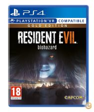 [PT] RESIDENT EVIL BIOHAZARD 7 GOLD EDITION PS4 NOVO STOCK