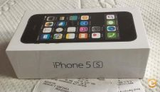 iPhone 5 S 16 GB Desbloqueado
