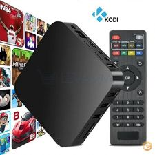 TV Box - Android 6.0 - MXQ4K - 4K Ultra HD - 1 GB