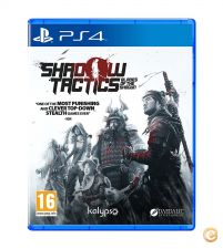 Shadow Tactics Blades of the Shogun PS4 NOVO EM STOCK
