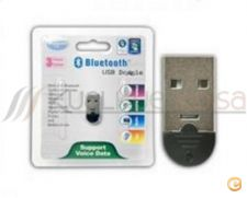 Adaptador Bluetooth Usb Dongle 2.0 Pc / Notebook