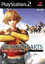 Shadows Hearts From A New World - NOVO Playstation 2