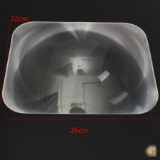 24B4385 - Auto Espelhos Wide Angle Rear Lens Parking Reversi