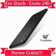 Z284 Capa Protectora Silicone iPhone X tipo Anti-Choque