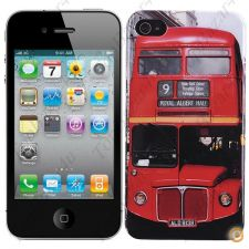 Capa iPhone 4/4S - Londres (London BUS)