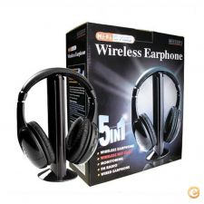 Headphone wireless 5 em 1‏