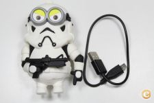 Power Bank 1xUSB 5600mAh Trooper Star Wars *Entrega em 24h!