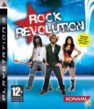Rock Revolution - NOVO Playstation 3