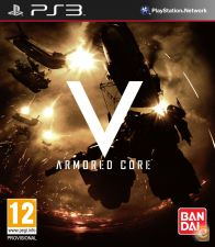 Armored Core V - NOVO Playstation 3