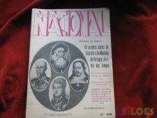 SEMANÁRIO ARQUIVO NACIONAL NºS 208 A 224 (1-01 A 22-04-1936)