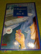 O romance de Rita R. de Ana Saldanha