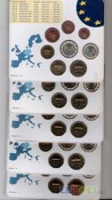 CART. OFICIAL ALEMANHA  5-letras (A-D-J-F-G )  ano 2003