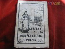 GIESTAS E ROSMANINHOS-POESIA-JOSÉ AUGUSTO DO VALE-1934