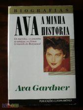 Ava Gardner - Ava — A Minha História