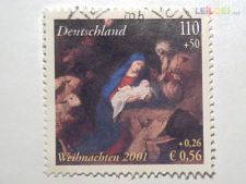 interessante selo usado da alemanha n/n  recente   2,95