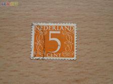 HOLANDA - SCOTT 341