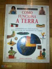 Como Funciona a Terra  - -  John Farndon