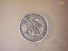 PORTUGAL - 2$50 ESCUDOS 1976