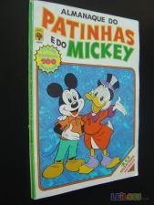 ALMANAQUE DO PATINHAS E DO MICKEY - ESPECIAL