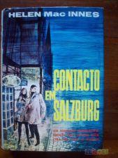 Contacto em Salzburg - Helen Innes