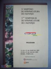 5º Simpósio de Vitivinicultura do Alentejo