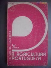A Agricultura Portuguesa - Carvalho Cardoso