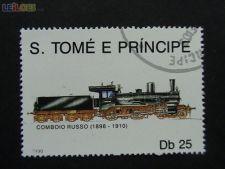 S.Tomé e Principe Palop 768 usado