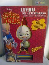 Chicken Little - Livro de Actividades