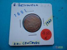 XX_CENTAVOS DE BRONZE_ 1960