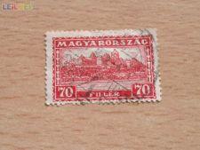 HUNGRIA - SCOTT 421