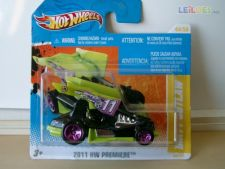 2011 HOT WHEELS - DIRTY OUTLAW         *NOVO*